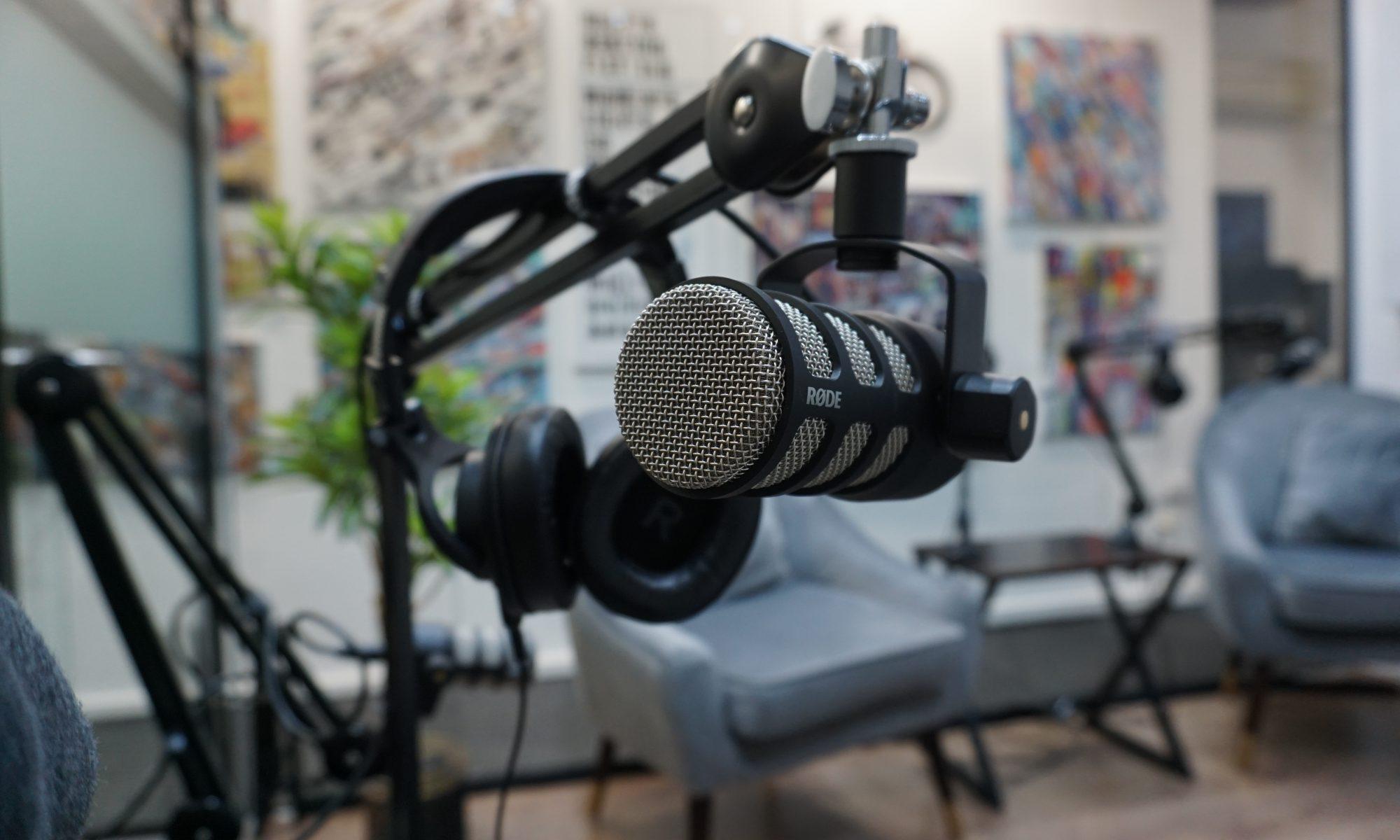 Shoreditch Podcast Studio